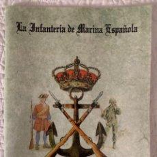 Libros: LIBRITO DE INFANTERIA DE MARINA SÍNTESIS HISTORIA Y EVOLUCIÓN ORGANICA. Lote 280968308