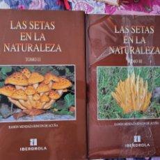 Libri: LAS SETAS EN LA NATURALEZA. TOMO II Y III. Lote 284746123