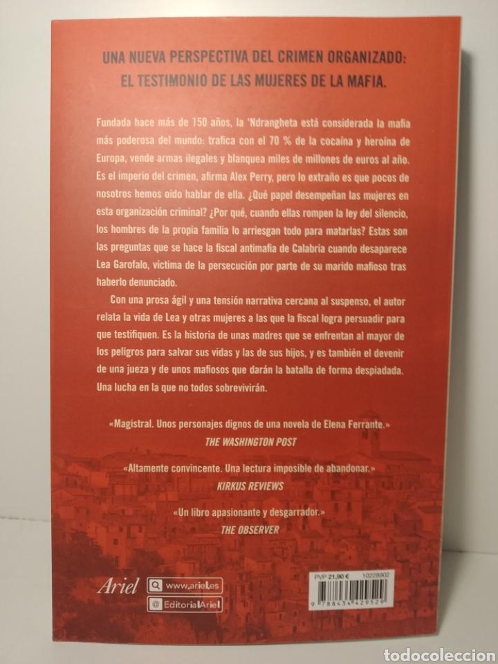 Libros: Las buenas madres La historia real de las mujeres que se enfrentaron a la mafia. Alex perry - Foto 4 - 286755408