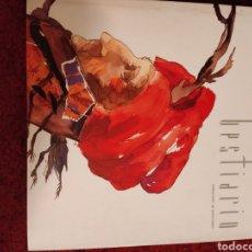 Libros: BESTIARIO NATALIO BAYO Y JAVIER TOMEO EDICIÓN ESPECIAL. Lote 287946168