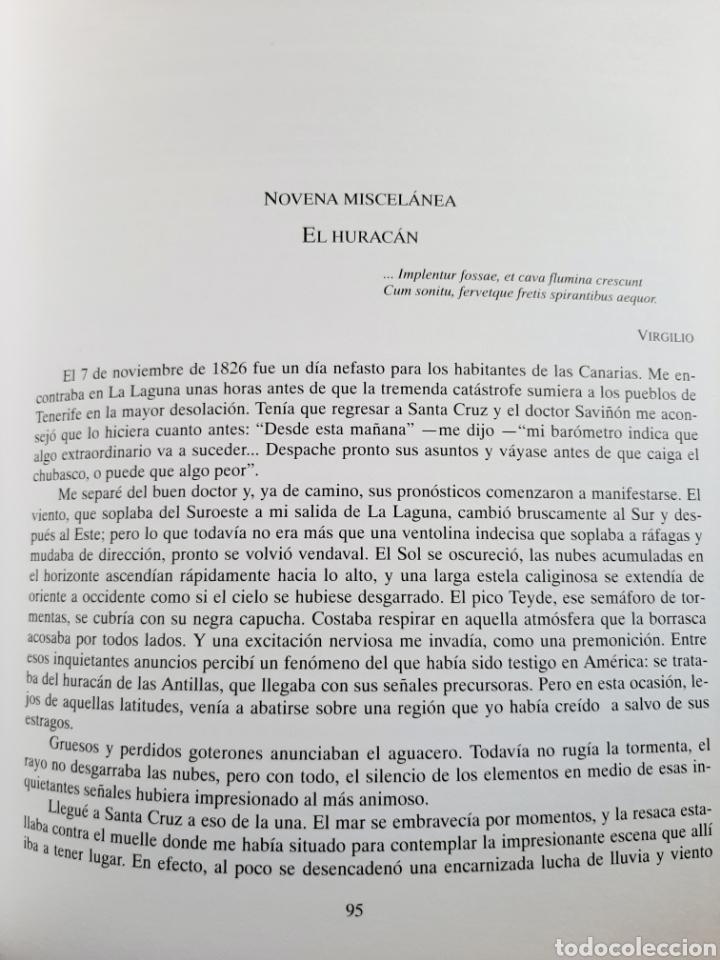 Libros: Miscelaneas canarias - Foto 2 - 289582863