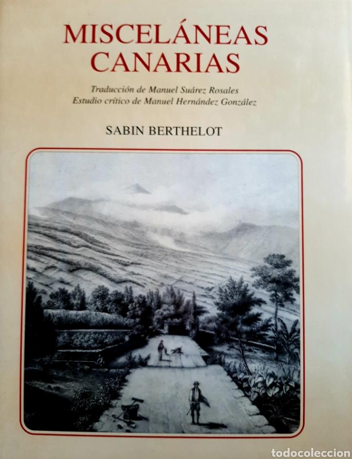 MISCELANEAS CANARIAS (Libros Nuevos - Historia - Otros)