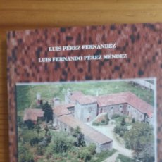 Libros: HISTORIA DE LA CASA-FORTALEZA DE CAMBA. Lote 294496343