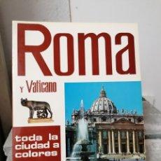 Libros: LIBRO ROMA. Lote 296047468