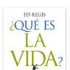 Libros: QUE ES LA VIDA? REGIS, ED GASTOS DE ENVIO GRATIS. Lote 20481123