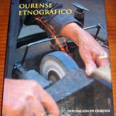 Libros: OURENSE / ORENSE ETNOGRÁFICO - DEPUTACIÓN / DIPUTACION DE OURENSE 1998 ( NUEVO ) ETNOGRAFÍA GALICIA. Lote 46318667