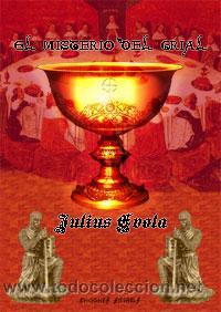 EL MISTERIO DEL GRIAL JULIUS EVOLA GASTOS DE ENVIO GRATIS (Libros Nuevos - Humanidades - Otros)