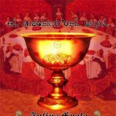 Libros: EL MISTERIO DEL GRIAL JULIUS EVOLA GASTOS DE ENVIO GRATIS. Lote 147667685
