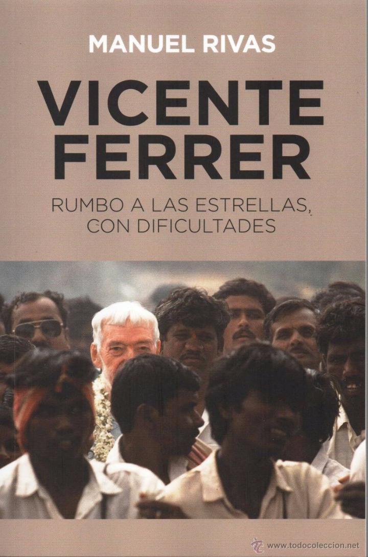 VICENTE FERRER DE MANUEL RIVAS - RBA, 2014 (Libros Nuevos - Humanidades - Otros)