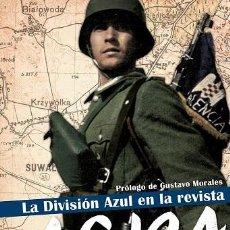 Livres: LA DIVISIÓN AZUL EN LA REVISTA ASPA GASTOS DE ENVIO GRATIS. Lote 207370213