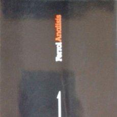 Livres: FERROL ANALISIS Nº 01 - 1990 - ISSN: 1576-4540. Lote 71308713