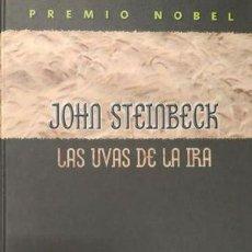 Livros: LAS UVAS DE LA IRA. Lote 71387081