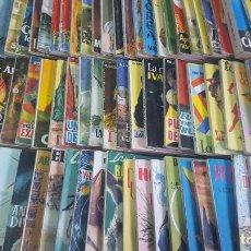 Libros: LOTE DE 260 MINI LIBROS DE ENCICLOPEDIA PULGA DIFERENTES. ES. G.P. AÑOS 50 , 11 DOBLES . Lote 88767360