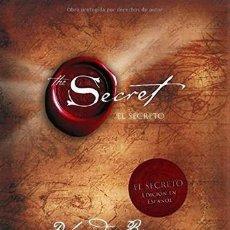 Libros: EL SECRETO POR RHONDA BYRNE. Lote 97408475