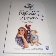Libros: PELUDO AMOR POR JEAN MARY . Lote 98694243