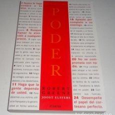 Libros: LAS 48 LEYES DEL PODER POR ROBERT GREENE . Lote 98695451