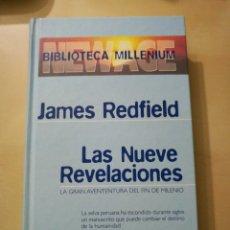Libros: LAS NUEVE REVELACIONES - JAMES REDFIELD. Lote 112555304
