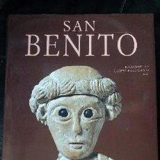 Libros: SAN BENITO EL ARTE BENEDICTINO. Lote 227491660
