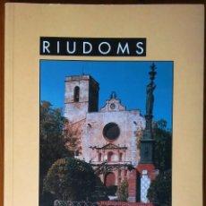 Libros: RIUDOMS. Lote 126499631