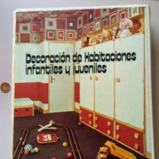 Libros: DECORACION CEAC BARCELONA 1.973 3 TOMOS. Lote 128252683