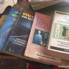 Libros: LIBROS MISTERIOS. Lote 133365581