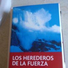 Libros: LOS HEREDEROS DE LA FUERZA MARIA ALAMINOS. Lote 135477235