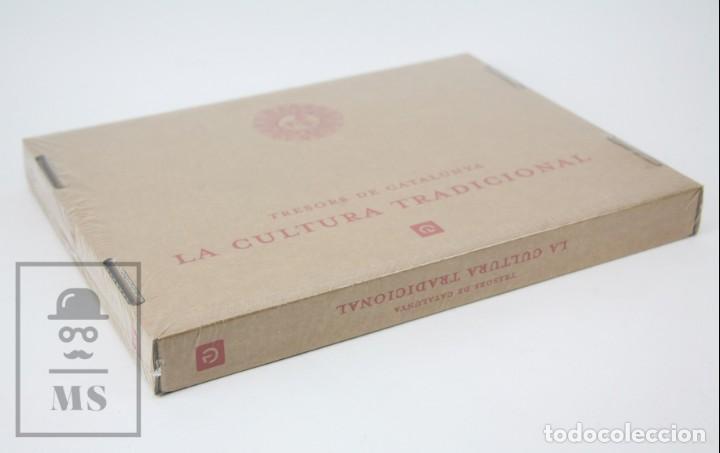 Libros: Libro en Catalán - Tresors de Catalunya. La Cultura Tradicional - Enciclopedia Catalana - #FLA - Foto 2 - 139303294