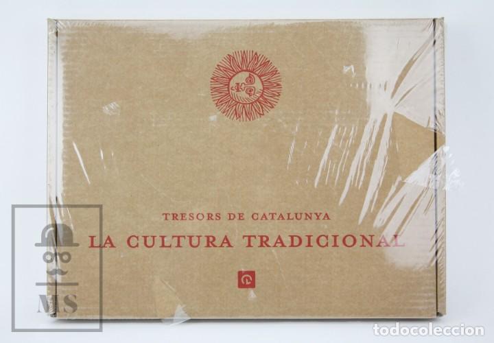 Libros: Libro en Catalán - Tresors de Catalunya. La Cultura Tradicional - Enciclopedia Catalana - #FLA - Foto 3 - 139303294