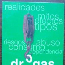 Libros: DROGAS. PNSD. 2007.. Lote 141992894
