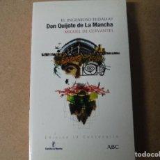 Libros: DON QUIJOTE DE LA MANCHA TOMO II ABC. Lote 143386978