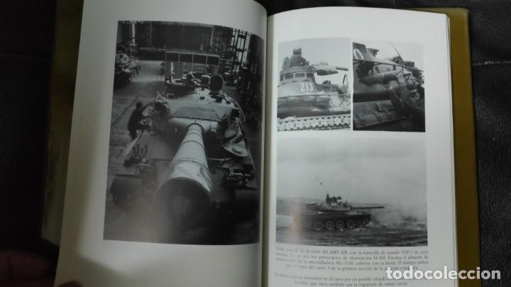 Libros: EL CARRO DE COMBATE AMX-30E ALDABA MILITARIA - Foto 5 - 146898518