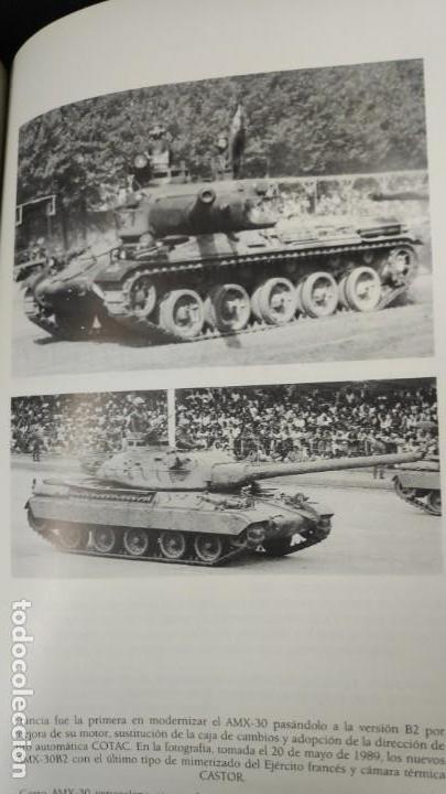 Libros: EL CARRO DE COMBATE AMX-30E ALDABA MILITARIA - Foto 6 - 146898518