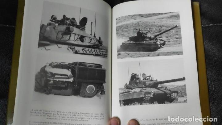 Libros: EL CARRO DE COMBATE AMX-30E ALDABA MILITARIA - Foto 7 - 146898518