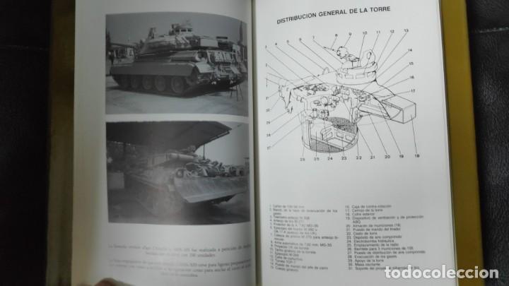 Libros: EL CARRO DE COMBATE AMX-30E ALDABA MILITARIA - Foto 8 - 146898518