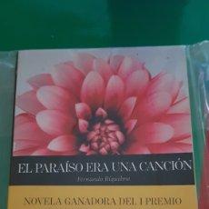 Libros: EL PARAIDO ERA UNA CANCION. Lote 147686250