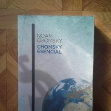Libros: NOAM CHOMSKY - CHOMSKY ESENCIAL. Lote 156483742