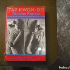 Libros: MANUAL DE TAE KUON-DO. Lote 160710718