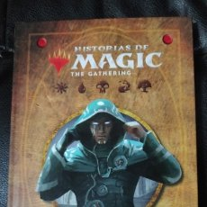 Libros: ORIGEN HISTORIAS DE MAGIC THE GATHERING. Lote 179234056