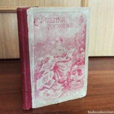 Libros: CATALUÑA PINTORESCA - PRIMERA EDICION!! - AÑO 1905 - JOSE Mª FOLCH Y TORRES BARCELONA. Lote 180085503
