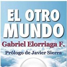 Libros: EL OTRO MUNDO (GABRIEL ELORRIAGA) GLYPHOS 2015. Lote 180194111