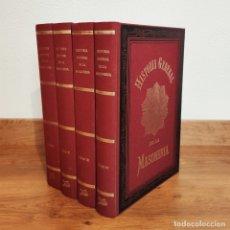 Livres: HISTORIA GENERAL DE LA MASONERÍA - COMPLETA 4 VOLUMENES - MASONES. Lote 180222052