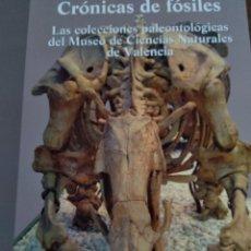 Libros: CRÓNICA DE FOSILES. Lote 180883723