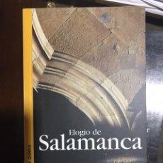 Libros: ELOGIO DE SALAMANCA (BÁSICOS SALAMANCA 2002). Lote 182110585