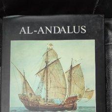 Libros: AL- ANDALUS ALLENDE EL ATLANTICO ( EDICIONES UNESCO EL LEGADO ANDALUSI ). Lote 182677675