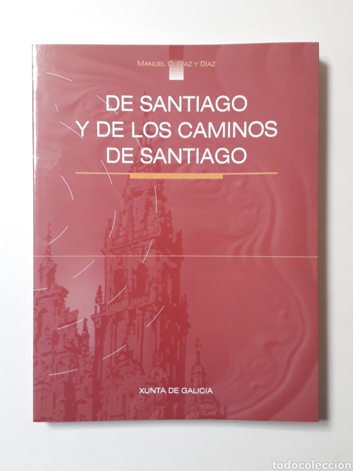 DE SANTIAGO Y DE LOS CAMINOS DE SANTIAGO (Libros Nuevos - Humanidades - Otros)