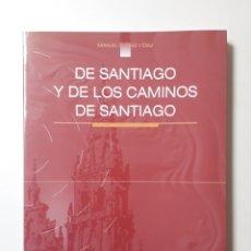 Libros: DE SANTIAGO Y DE LOS CAMINOS DE SANTIAGO. Lote 210206408