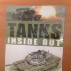 Libros: TANKS INSIDE OUT. Lote 184030386