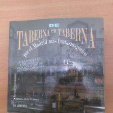 Libros: DE TABERNA EN TABERNA. Lote 184455451