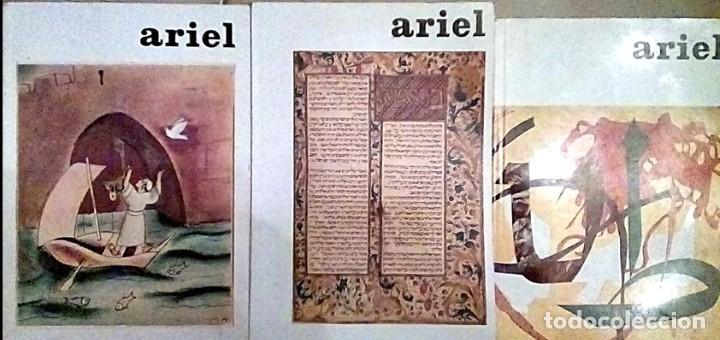 Libros: JUDAISMO. 6 EJEMPLARES MONOGRÁFICOS ARIEL, Nª 87,91 Y 92.1992. VER TODAS LAS FOTOS. - Foto 3 - 184751183