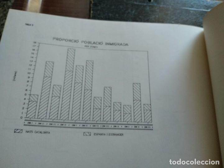 Libros: DADES ESTADISTIQUES - PADRÓ MUNICIPAL DHABITANTS - TARRAGONA - 1986 - Foto 9 - 185718397
